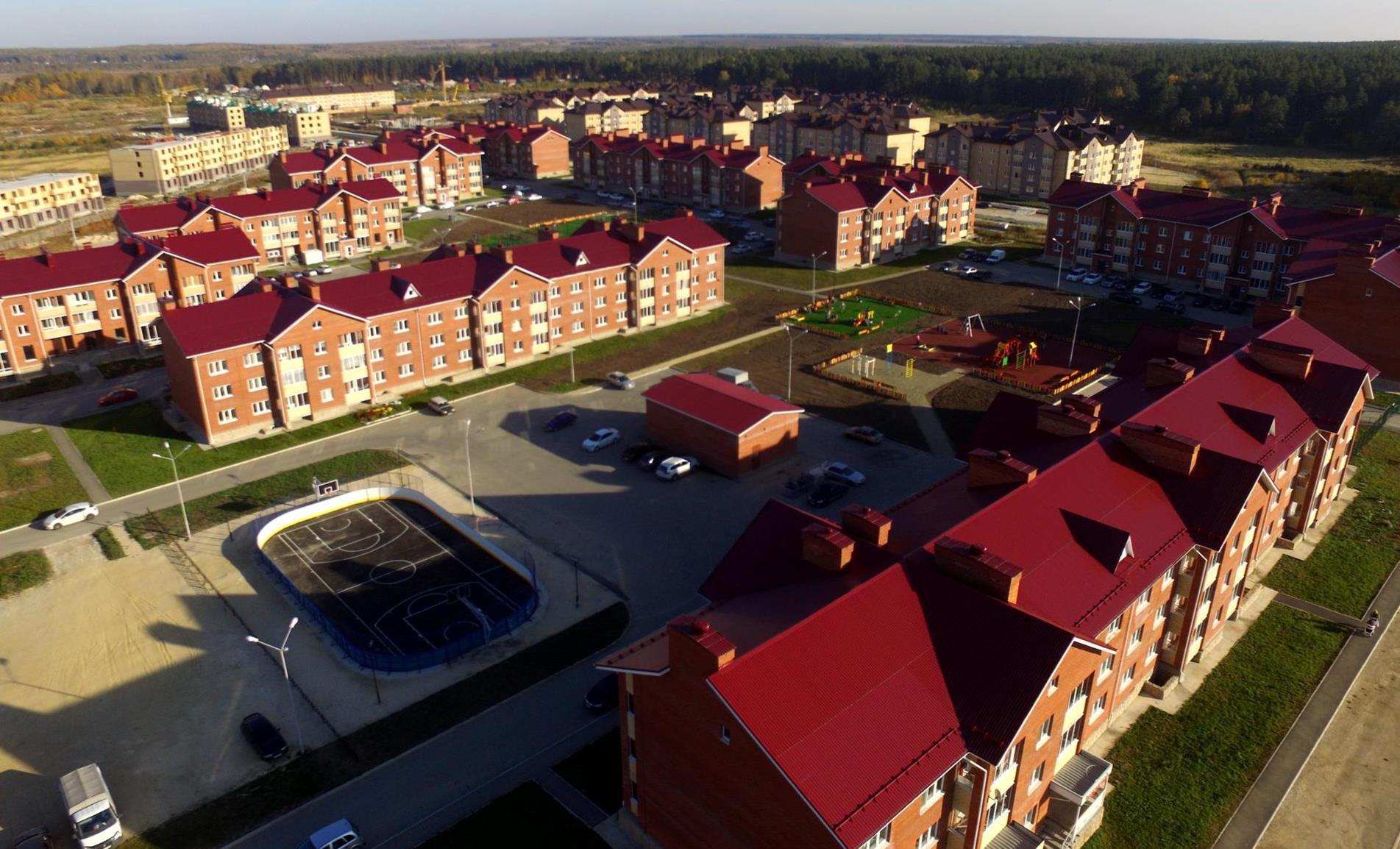 Апартаменты в новостройке с отделкой